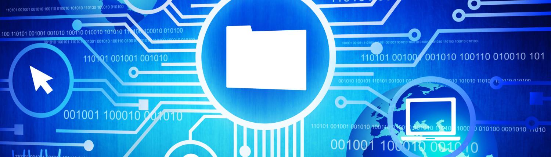 Data File Folder Background