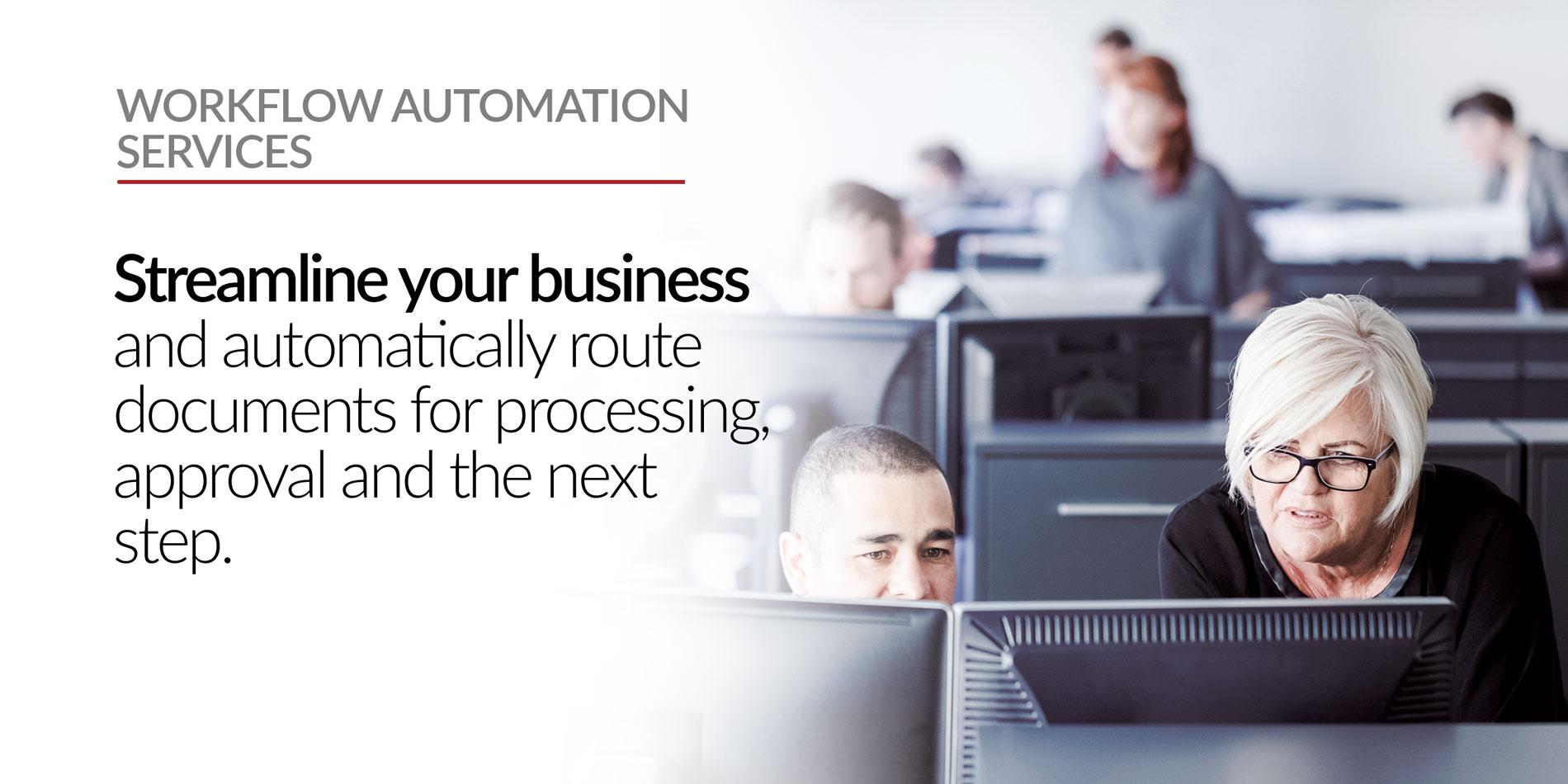 Stratix Systems Workflow Automation