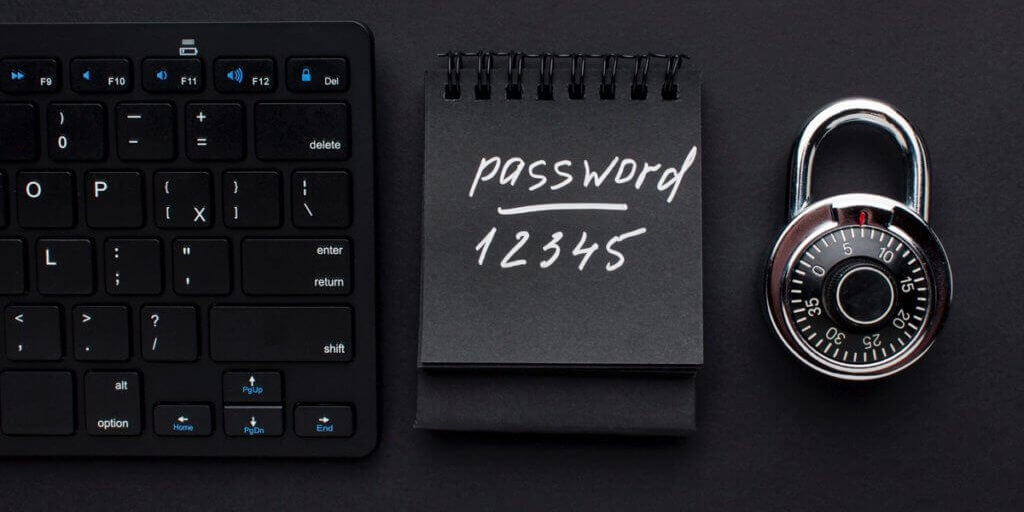 top-view-lock-with-password-keyboard
